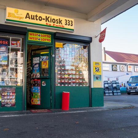 Abbildung Kiosk - Getränke Mevissen
